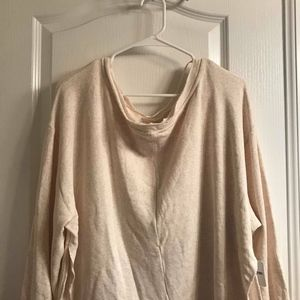 free people slouchy sweater